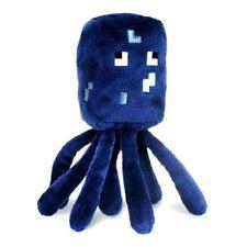 Minecraft Squid Animal Soft Plush Toy Doll Gift 23CM