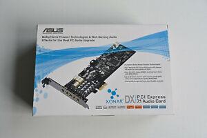 Asus Xonar DX 7.1 Soundkarte (PCI Express 1x)