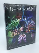 Lawnmower Man, The  (Blu-ray Disc, 2017; 2-Disc Scream Factory Collector's Ed.)