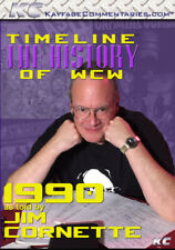 Official Timeline : The History of WCW 1990 : Jim Cornette Interview DVD
