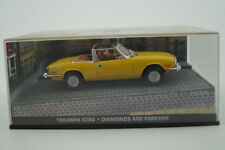 Modellauto 1:43 James Bond 007 Triumph Stag *Diamantenfieber Nr. 18