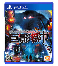 CITY SHROUDED in SHADOW KYOEI TOSHI PlayStation PS4 2017 Japanese Pre-Owned