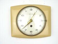 Vintage Kitchen Wall Clock HETTICH Ceramic Retro (Kienzle Kienzle Hermle era)