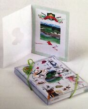 Golf-Theme Boxed Note Cards (10 per box)