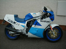 SUZUKI GSXR 750 SLAB SIDE HYPER ENDURANCER 1988 ONLY 5174 MILES MUST SEE RARE