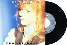 FRANCE GALL Papillon de Nuit 1988 French Single 45 chanson francia frances