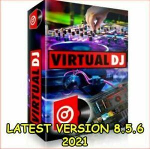 VirtualDJ 2021 Pro Infinity✅v8.5.6263 🔥 Portable  (x64)✅Instant Delivery🔥