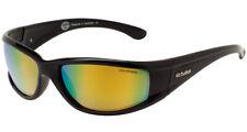 Neues AngebotDirty Dog Banger Herren Polarisierte Sonnenbrille Schwarz/Grau Gold Mirror 53103