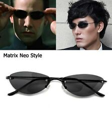 Sunglasess Matrix Neo Style Rimless Polarized Men Fashion Eyewear Metal UV400