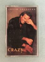JULIO IGLESIAS: Crazy Cassette Tape