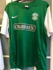 Hibernian Football Shirt Nike Home Kit Soccer Jersey Hibs 2013-2014