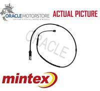 MINTEX REAR BRAKE PAD WEAR SENSOR WARNING INDICATOR GENUINE OE QUALITY MWI0517