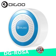 Digoo DG-ROSA DIY Wireless Home Security Standalone Alarm Host Siren 433MHz