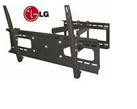 """Cantilever Tilt Swivel LG TV Wall Mount 42 Inch 50"""" 55"""" 60"""" 65"""" 70"""" LED LCD HDTV"""