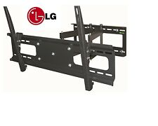 "Cantilever Tilt Swivel LG TV Wall Mount 42 Inch 50"" 55"" 60"" 65"" 70"" LED LCD HDTV"