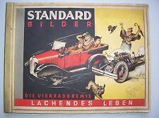 Standard Bilder die Vierradbremse Lachendes Leben Cigarettenfabrik Berlin 1930er