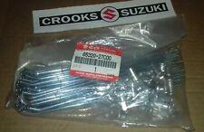 """NOS 65320-27C00 RM125 Genuine Suzuki 18"""" Rear Wheel Spoke Set"""