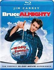 Bruce Almighty 0025192015489 Blu-ray Region a