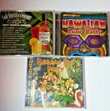 Lot of 3 Hawaiian Luau Party CD