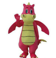 Halloween Dinosaur Mascot Costume Cosplay Party Dress Clothing Carnival Adults