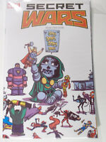 SECRET WARS Heft 1 Variant Cover limitiert 555 Exemplare NEU
