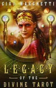 Legacy of the Devine Tarot; 78 Card Deck, a 312 Page Book