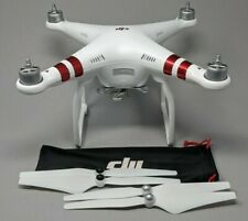DJI Phantom 3 Standard QUADCOPTER ONLY plus props - Awesome Drone!