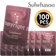Sulwhasoo Timetreasure Extra Creamy Cleansing Foam 5ml x 100pcs (500ml) Newist