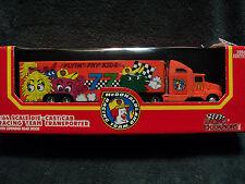 1996 RACING CHAMPIONS TRANSPORTER 1/64 NASCAR DIE CAST WCW #77 SEMI