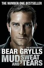 Mud, Sweat and Tears by Bear Grylls (Paperback, 2012)