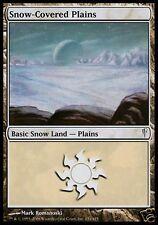 MAGIC SNOW-COVERED PLAINS - PIANURA INNEVATA (COLDSNAP)