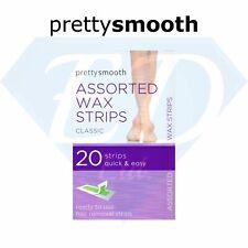 Wax Strips Pretty Assorted Hair Removal For Face Body Legs Upper Lip Bikini Arm