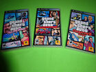 EMPTY REPLACEMENT CASES! -  Grand Theft Auto Liberty Vice City Stories Sony PSP