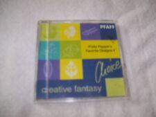 Pfaff Embroidery Machine Creative Fantasy Philip Pepper's   7570,7560, 2140,2170