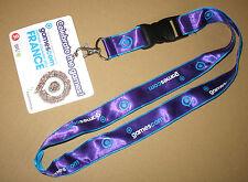 "Gamescom 2013 Promo Schlüsselband ""Partnerland der Gamescom 2013 Frankreich"""