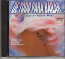 (BL633) Cuba Baila, De Todo Para Bailar - 1995 CD