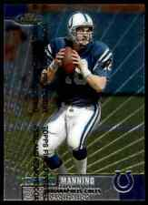 New listing 1999 Topps Finest Sensations Peyton Manning-3 Indianapolis Colts #142