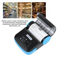 Portable 80mm USB Wireless Thermal Bill Receipt Printer for iOS Android Win fh