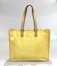 100% authentic Louis Vuitton Monogram Vernis Columbus M91047 tote bag ye 23-1-a