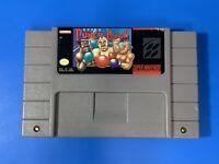 Super Punch-Out - Super Nintendo SNES USA NTSC original