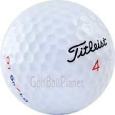 50 Titleist DT Solo Near Mint Used Golf Balls AAAA Free Shipping