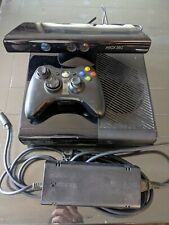 Microsoft Xbox 360 Console + Controller + Kinect + Games