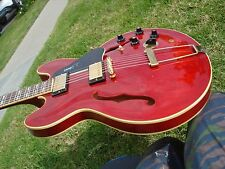 1968 Gibson ES-345 Vintage Cherry Stereo Model - Very Clean and All Original
