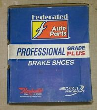 Federated BS636 Drum Brake Shoe Buick Cadillac Chevy Oldsmobile Pontiac