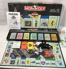 Monopoly Harley-Davidson Live to Ride Edition 2000 Board Game