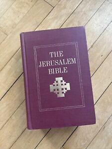 The Jerusalem Bible 1966