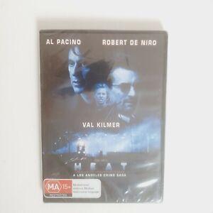 Heat A Los Angeles Crime Saga Movie Pack DVD Region 4 AUS Free Postage