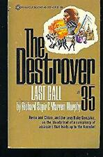 Last Call Hardcover Warren Murphy Richard Sapir