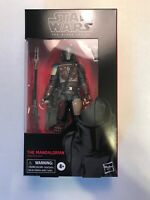 Star Wars The Black Series 6'' The Mandalorian Hasbro  *In Stock*