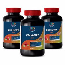 Digestive Tract Support - Cranberry Extract 50:1 272mg - Cranberry for Liver 3B